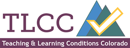Teaching and Learning Conditions Colorado Logo
