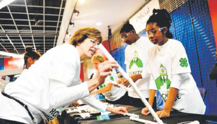 Image for Colorado Education Highlight story about 2016 CEI showcase.