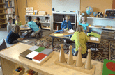 News image for Compass Montessori Promising Practice story.
