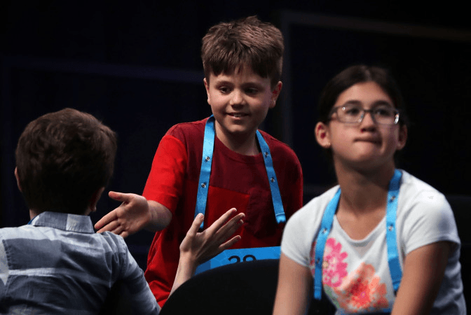 Image for Colorado students make their mark at Scripps National Spelling Bee