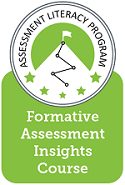 Colorado Assessment Literacy Program - Formative Assessment Insights Course