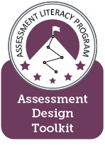 Colorado Assessment Literacy Program - Assessment Design Toolkit