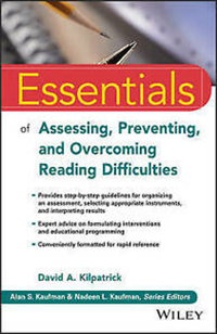 Image of Assessing, Preventing and Overcoming Reading Difficulties Book cover