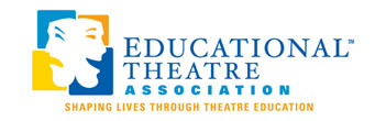 Educational Theatre Association logo