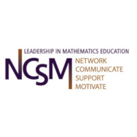 The logo for the National Council of Supervisors in Mathematics (NCSM)