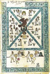 Aztec Codex Mendoza Folio 2