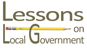 Lessons on Local Government Logo