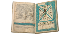 Frontis Piece Codex Mendoza