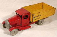Toy Truck, 1930