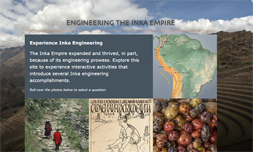 Engineering the Inca Empire
