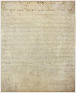 The Declaration of Independence - National Archives