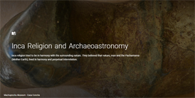 Inca Religion and Archaeoastronomy