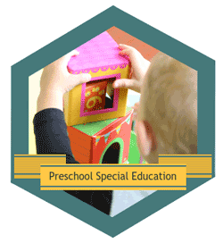 Preschool special education logo