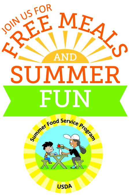 Summer Food Service Program - Web ICON