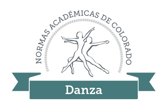 Colorado Academic Standards Dance Graphic Spanish