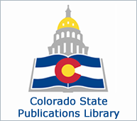 Colorado State Publications Library logo
