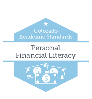 Icon graphic for Personal Financial Literacy