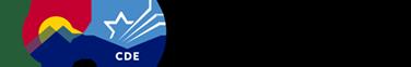 Colorado Department of Education Logo - Homepage Link