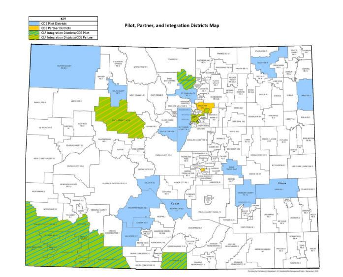 Colorado School District Map Best Colorado School Districts Map Images   Printable Map   New  Colorado School District Map