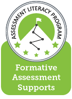 Colorado Assessment Literacy Program - Formative Assessment Supports