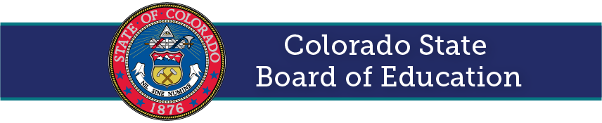 Colorado State Board of Education