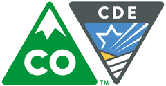 Image result for colorado department of education logo