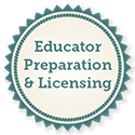 Educator Preparation and Licensing link