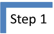 Picture: Step 1 (MTSS-FSCP Implementation Guide)