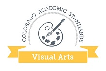 Colorado Academic Standards Visual Arts Graphic (small)