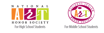 National Art Honor Societies logo
