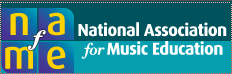 National Association for Music Education logo