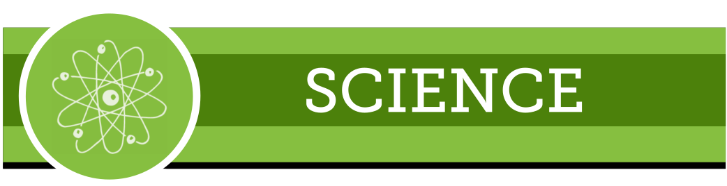 Web banner for science