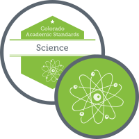 Graphic for academic standards for science