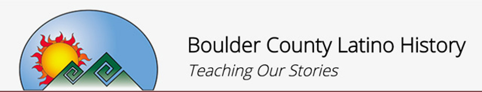Boulder County Latino History Project Logo