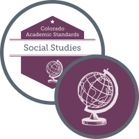 Graphic for academic standards for social studies