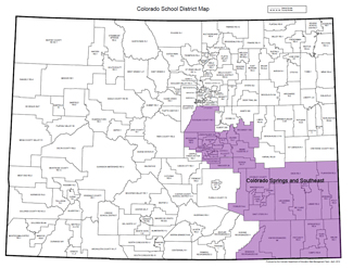 Colorado Springs and Southeast Region | CDE