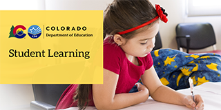 Colorado Department of Education Student Learning