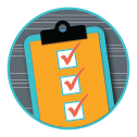 Response Planning Graphic Icon Small