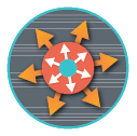 Expanding Learning Opportunities Graphic Icon Small