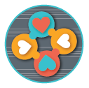 Wellbeing and Connectedness Icon Graphic - Small