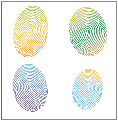 Image of fingerprints for the SPARK article on new educator fingerprinting requirements