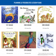 Planning and possibilities lesson plans