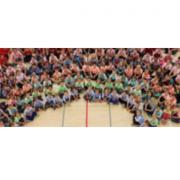 photo of students in Otis school district