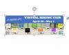 graphic: virtual hiring fair